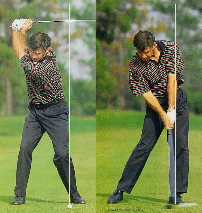 Gym Ball Watson: The Most Important Part Of The Golf Swing IMO. : Golf